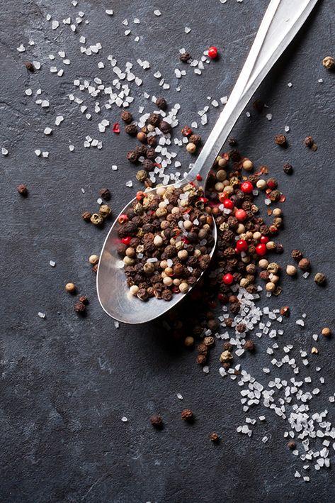 Salt and Pepper<br>Bread Crisps