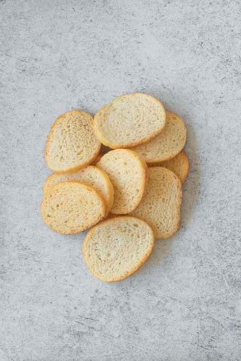 Chips di Pane Olio d'Oliva