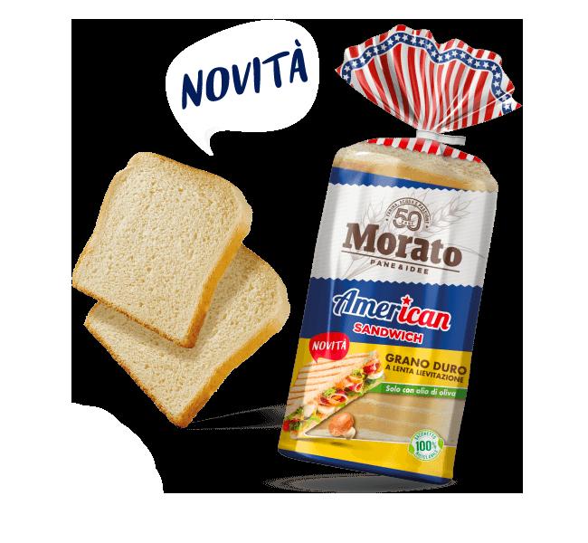 American Durum Wheat Sandwich