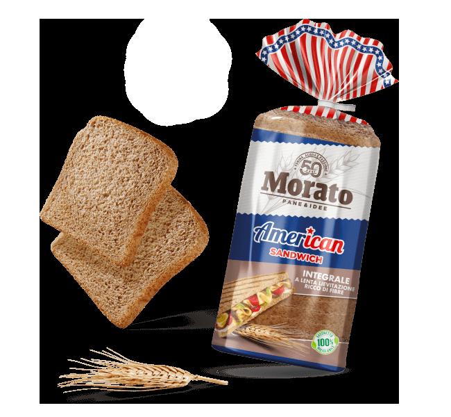 American Wholemeal Sandwich