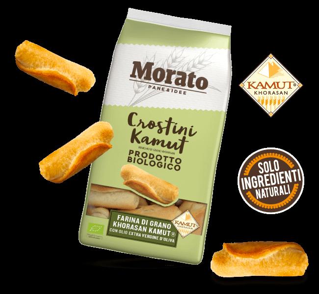 Crostini Khorasan Kamut<sup>®</sup>