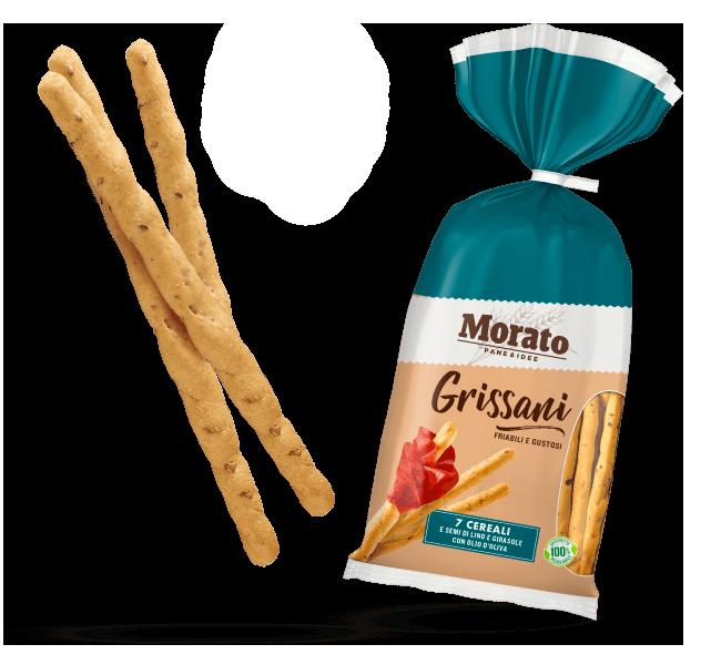 Grissani 7 Cereali