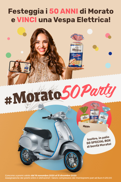 Morato Pane - Morato Pane - #morato50Party