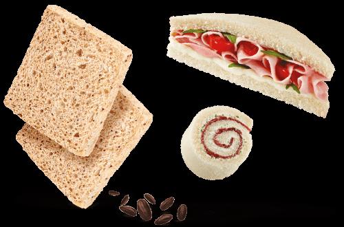 Crustless Bread