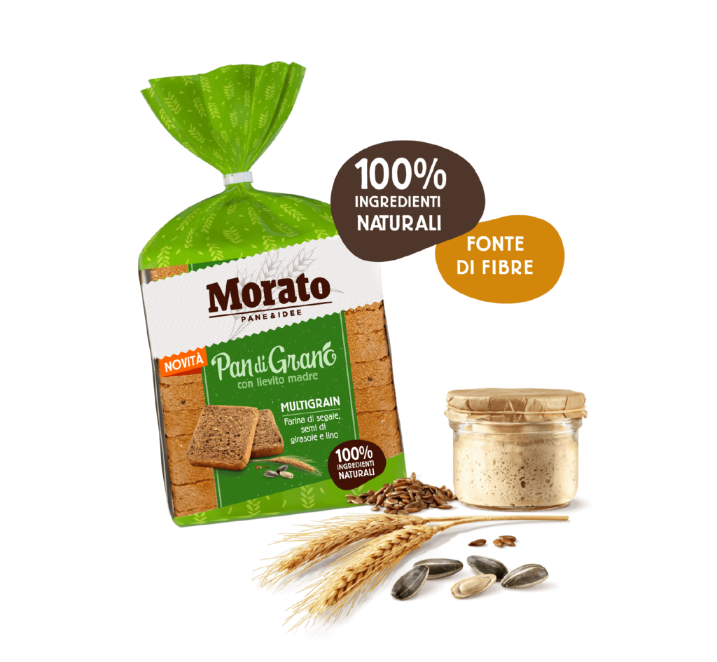 Pan di Grano<br>Multigrain